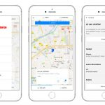Kompass lance son application mobile
