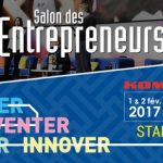 Kompass au Salon des Entrepreneurs
