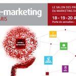E-Marketing Paris 2017 : le rendez-vous des professionnels du marketing digital