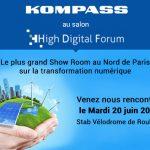 High Digital Forum – le premier mega démonstrateur numérique collaboratif au monde