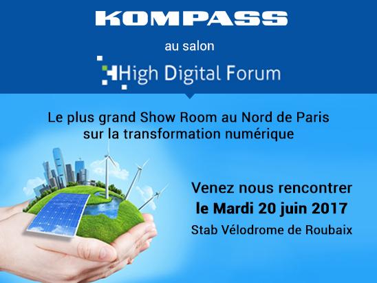 High digital forum le premier mega d monstrateur for Salon du digital