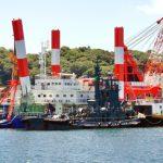 Travaux publics et maritimes