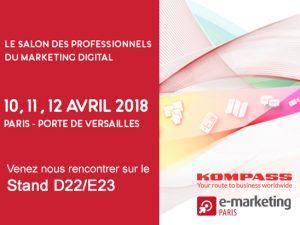 salon E-Marketing 2018